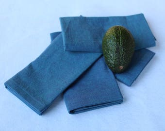 Napkins--Oceans Cloth Napkins (set of 4)
