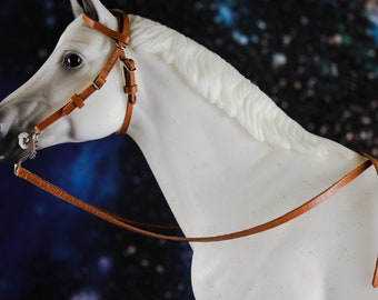 Traditional Breyer Horse Realistic Western Bridle