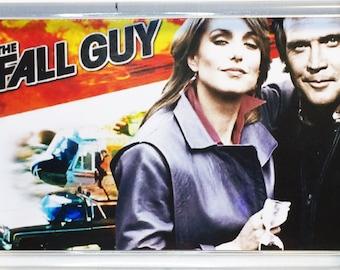 The Fall Guy Lee Majors Heather Thomas TV poster Fridge Magnet & Keyring Version 1 - Colt Seavers The Unknown Stuntman - New