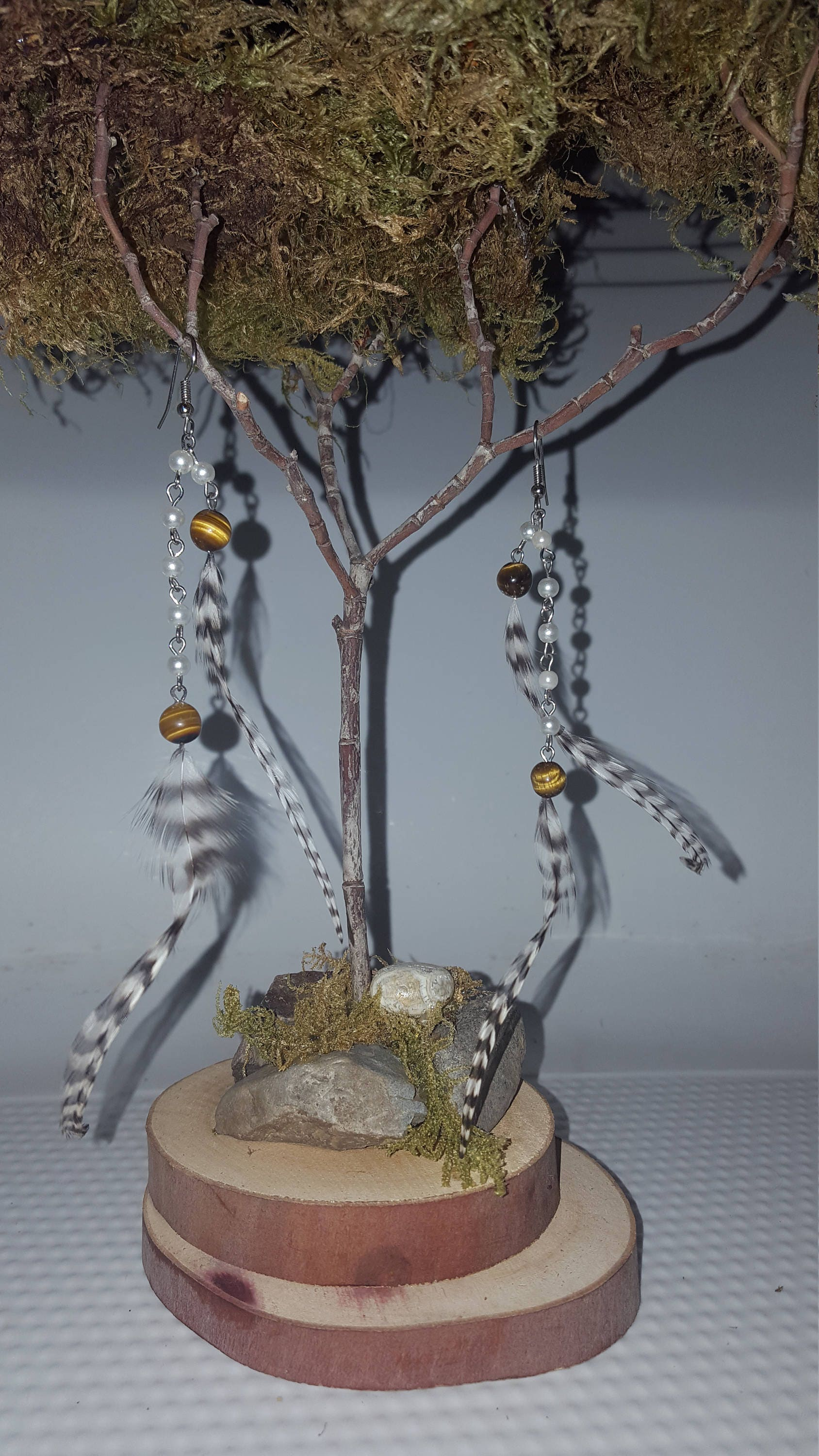 Tiger eye tree