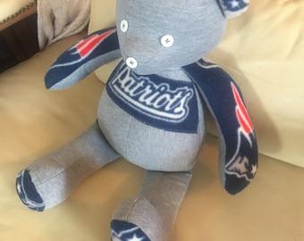 Super Bowl Champion Patriots Teddy Bear