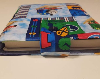 Bible Book Sleeve for Boy