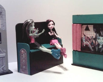 Monster High Cemetaria Theater Playset