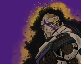 Vetra Nyx - Mass Effect Andromeda