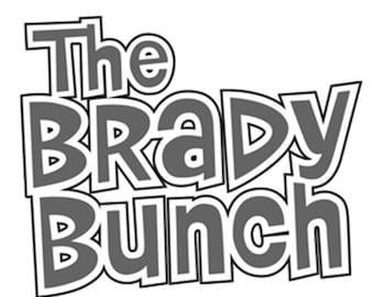 Brady Bunch shirt
