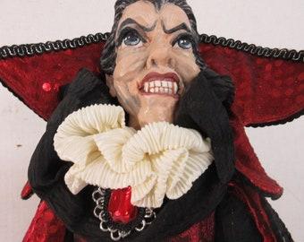 Katherine's collection Wayne Kleski vampire doll