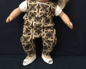 "American Handmade Girl 15"" doll clothes."