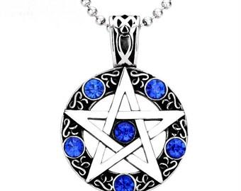 nordic Pentagram pendant
