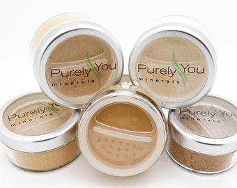 Handcrafted Mineral Foundation