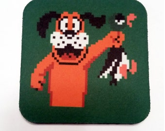 Duck Hunt Drink Coasters
