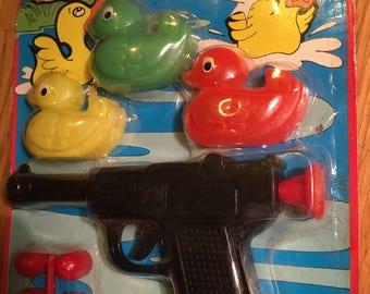 Shoot at Duck Cork Pistol Game