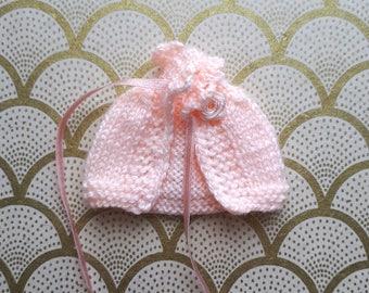 Powder Pink Blythe Cape
