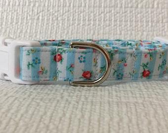 Shabby Chic Dog Collar Custom Made