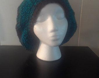 Sea Colors Slouchy Tam