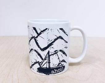 Mug Ahoi Ship #3