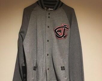 Authentic Johnny Cupcakes varsity jacket