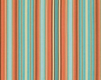 Amy Butler Belle 2013 Release - Oxford Stripe Blue  - 1/2 Yard