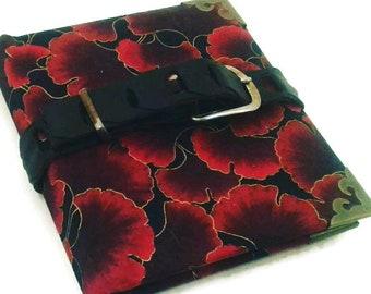 Ginkgo leaf Check List, Booklet, organizer, to do list, stationary, list, grocery list, leaf, maidenhair, honey do list