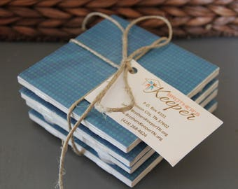 Patterned Coasters