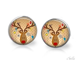 Christmas Earrings Winter-94
