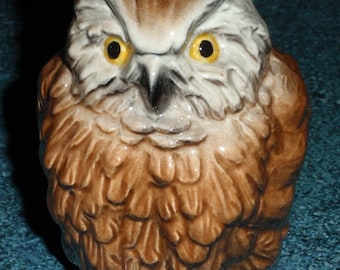 Brown Barn Owl Goebel Bird Figurine Collectible Great Mother's Day Or Birthday Gift!