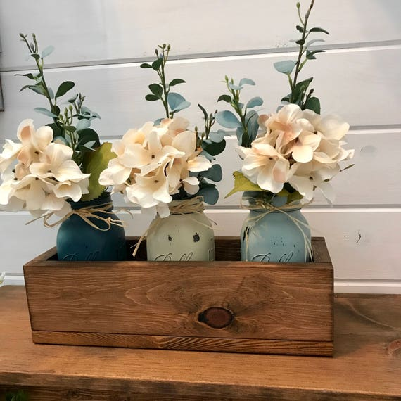 Rustic Wedding Decor, Centerpiece, Wedding Gift, Farmhouse Wedding Decor, Table Decor, Rustic Home Decor, Farmhouse Table, Arrangement