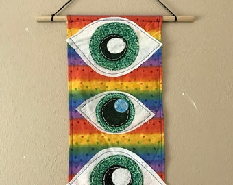 The Good Eye Tapestry
