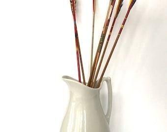 Set of Vintage Archery Arrows