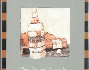 The Table Beckons: Thoughts and Recipes from the Kitchen of Alain Senderens by Alain Senderens  (Hardcover) 1993