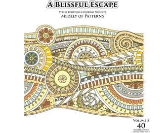 A Blissful Escapes - Vol. 5 - Medley of Patterns
