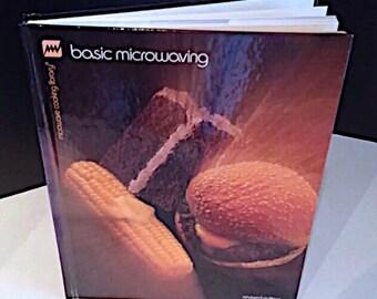 Basic MicroWaving Cookbook 1988 edition