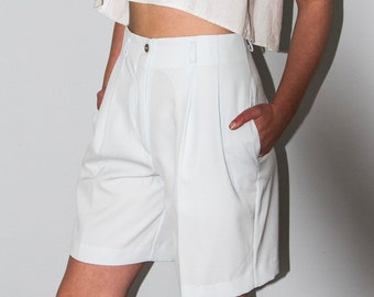 80's Pleated Vintage Shorts