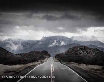 Misty Mountain Arizona Southwest Chiricahua Color