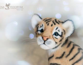 Tiger Flory (MADE TO ORDER)