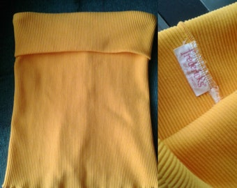 Marigold Frederick's of Hollywood Tube Top Vintage 1970s