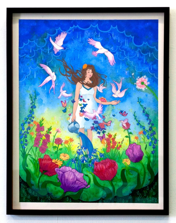 Enlightenment {Beauty} Insight Painting