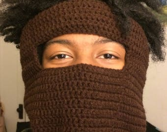 Crochet Ski Mask