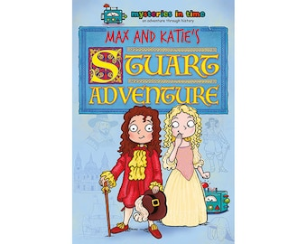 Max and Katie's Stuart Adventure