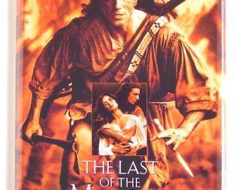 The Last of the Mohicans Movie Poster Fridge Magnet