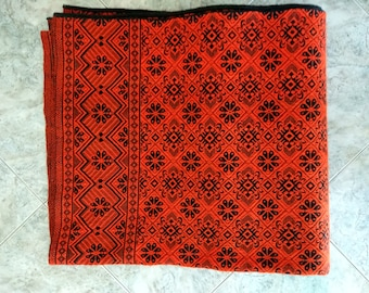 Anatolian Vintage Bed Coverlet