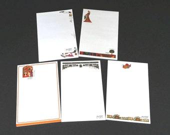 Libretas de Papel / Paper blocks