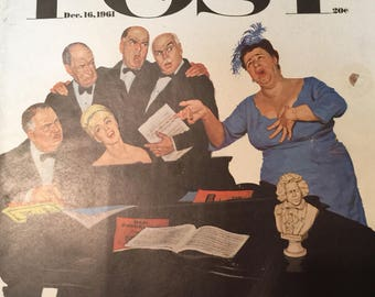 The Saturday Evening Post, The Berlin Crisis