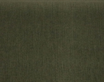Raleigh - Dark Sage - Textured Upholstery Fabric by the Yard - Available in 8 Colors