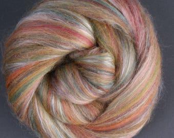 Silk/Merino blend Cinnamon