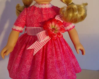 Doll dress - 18 inch dolls such as Target and Walmart.  WILL NOT FIT American Girl