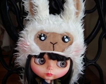 Blythe Alpaca hat
