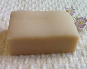 Coconut Lime Verbena Goat Milk Soap/Handcrafted soap/made in Vermont
