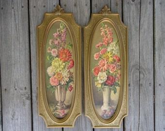 Cecil Rubino Framed Floral Prints
