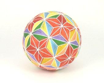 Handmade Japanese Temari Ball Japanese Style Gift