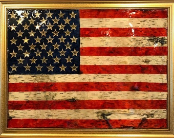 Birch Flag